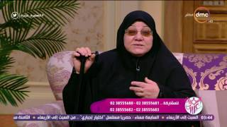 السفيرة عزيزة - الأم / زهرة السعيد ... أم قوية لأربع أبناء مكفوفين