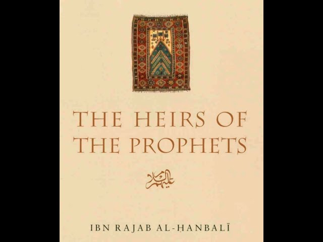 1. Part One: The Heirs of the Prophets