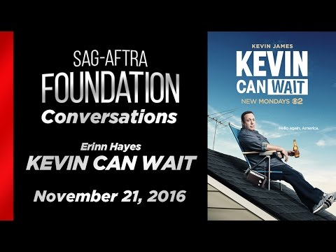 Conversations with Erinn Hayes of KEVIN CAN WAIT