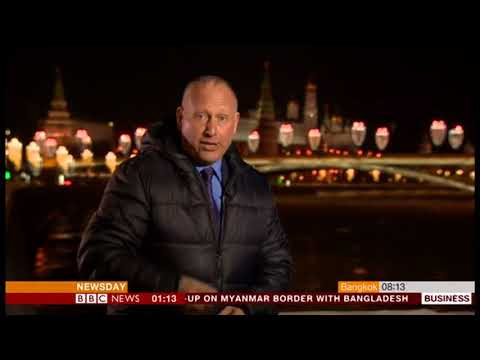 BBC News 2 March 2018