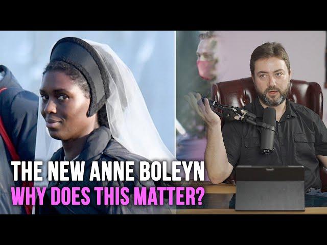 The New Anne Boleyn
