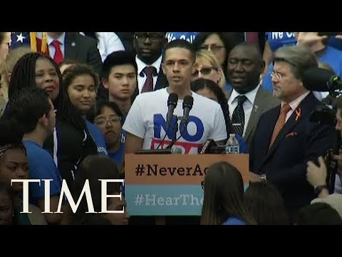 What To Know About The Florida School Shooting Survivors Rally On Gun Control | TIME