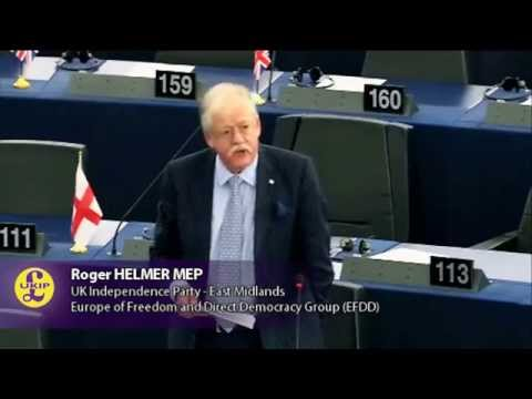 European energy markets hit by senseless regulatory intervention - UKIP MEP Roger Helmer