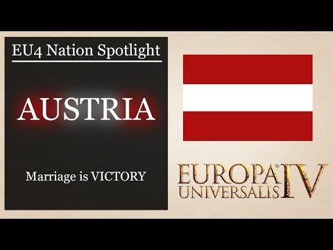 [EU4] Nation Spotlight: Austria - Marriage is Victory