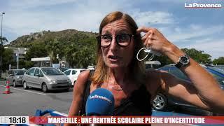 Le 18:18 - Marseille : une rentrée scolaire pleine d'incertitude