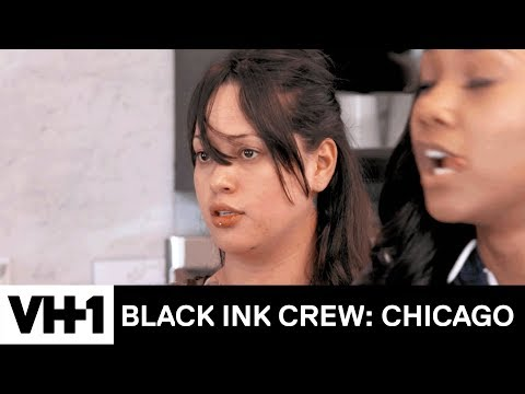 Lily Starts Drama In Cabo 'Sneak Peek' | Black Ink Crew: Chicago