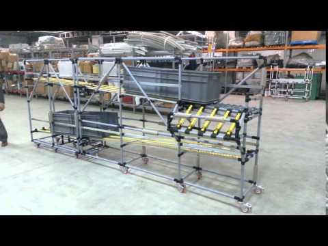 Canves Vagon - Taşıma Arabaları ve Konveyörler 4