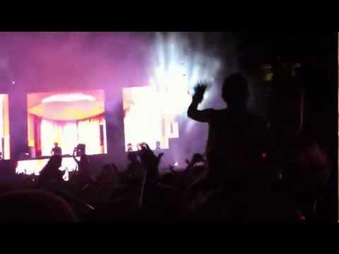 Sebastian Ingrosso's Opener at Penn State 2/23/12