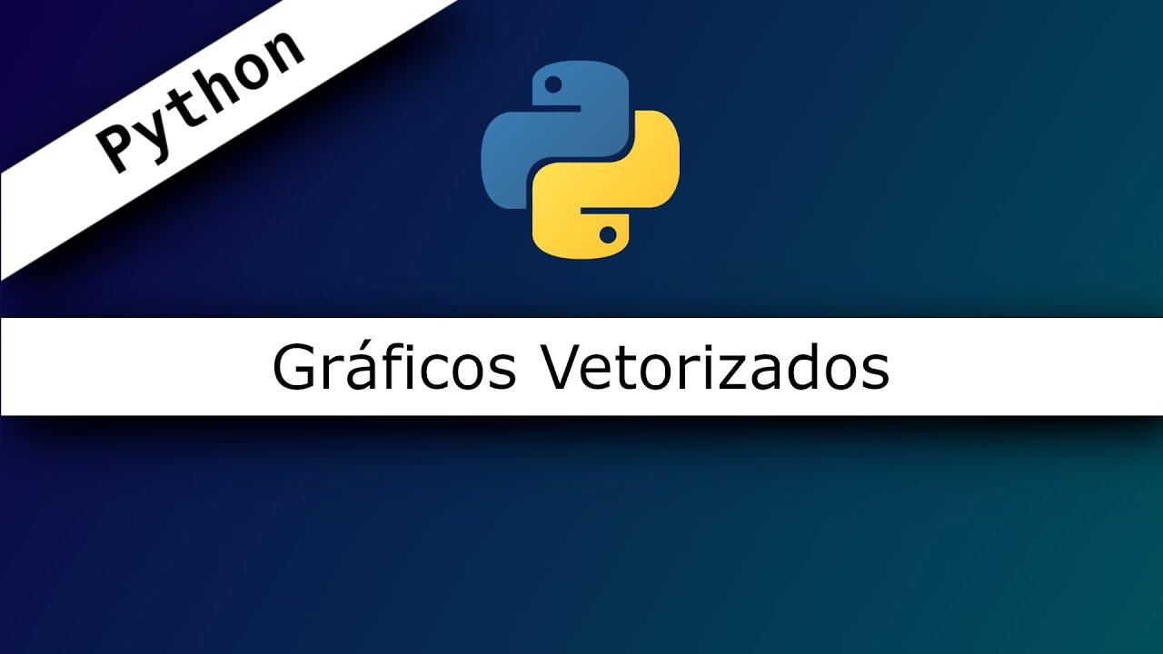 Python - Gráficos vetorizados dentro do Jupyter