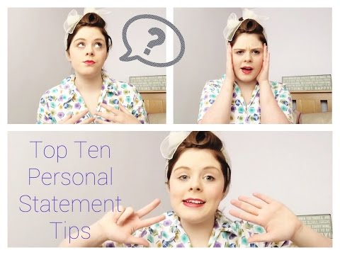 Top Ten Personal Statement Tips | Call the Student Midwife