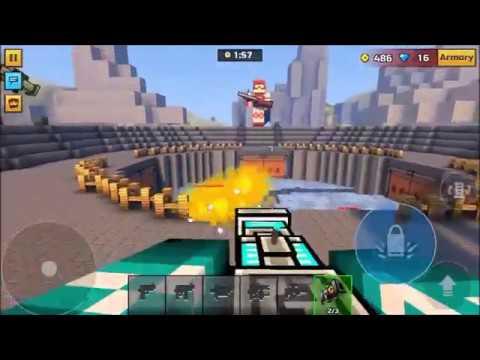 Pixel Gun 3d All Demoman Glitches