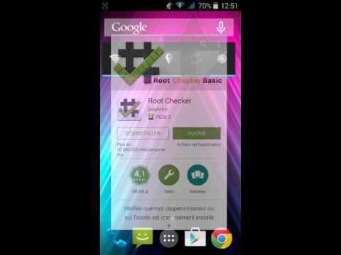 Comment rooter un téléphone android - YouTube