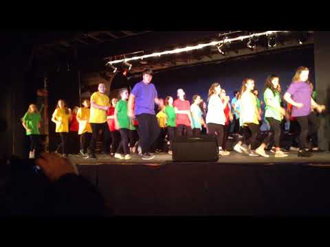 A Night Of Magic: Hakuna Matata, Performed By Guthrie Vocal School Department, Feb. 2, 2018.