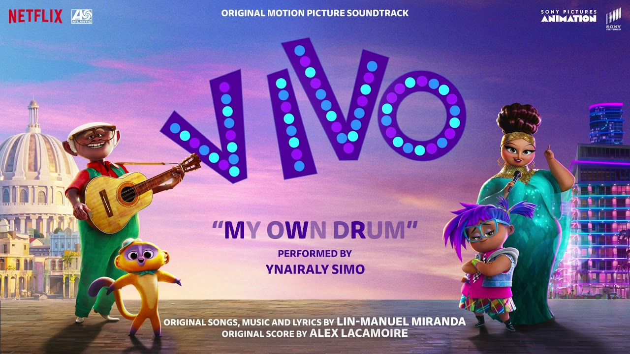 My Own Drum - The Motion Picture Soundtrack Vivo (Official Audio) - YouTube