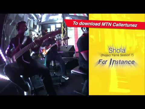 Download For Instance by Shola as RBT| Send 022029 To 4100