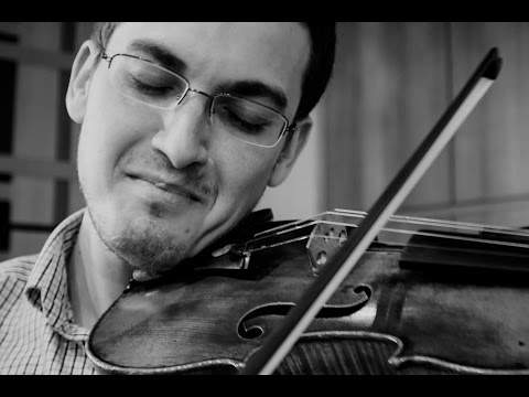 Akhmed Mamedov viola. Bach Chaconne, Hindemith, Brahms (Temple University)