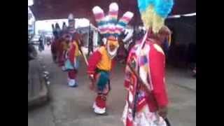 Danza de los Chinos, de Chichiquila, Puebla.