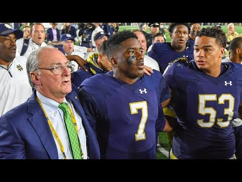 Notre Dame Hurt by Independence? | Stadium