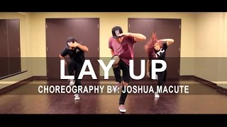 JOSHUA MACUTE | Lay Up - Andy Mineo ft. @wordsplay | @andymineo @joshmacute @iridiofficial