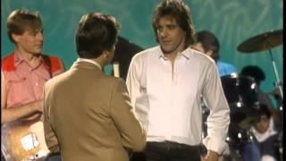 Dick Clark Interviews Eddie Money on American Bandstand 1984