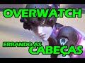 Overwatch - Errando as Cabeças