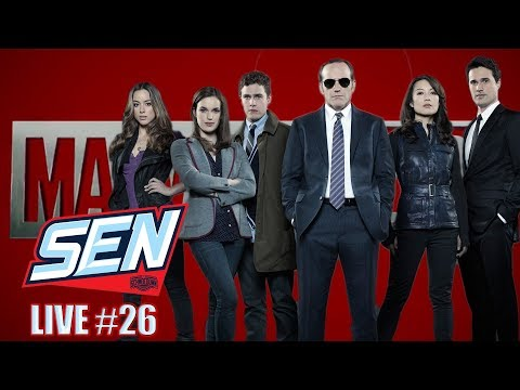 Marvel TV Folds Into Marvel Studios, What Does It All Mean? - SEN LIVE #26