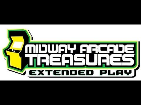 Midway Arcade Treasures Extended Play Gameplay (PSP)