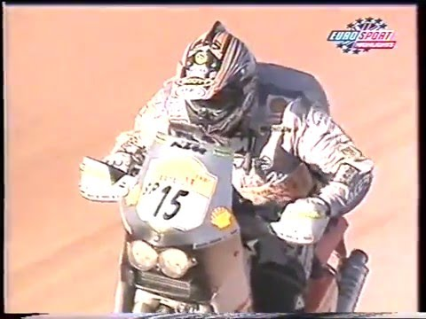 PARIS DAKAR RALLY 2001   PART 1