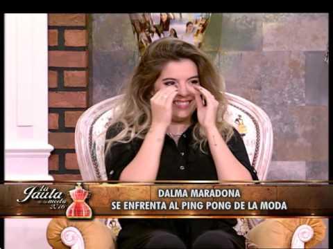 """Dalma Maradona, durísima con Rocío Oliva: """"Es un mamarracho"""""""