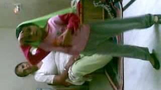 Baby Aarushi dancing on Haryanvi song - Mera borla ghada de