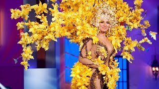 Top 10 Unique National Costumes Miss Universe 2015