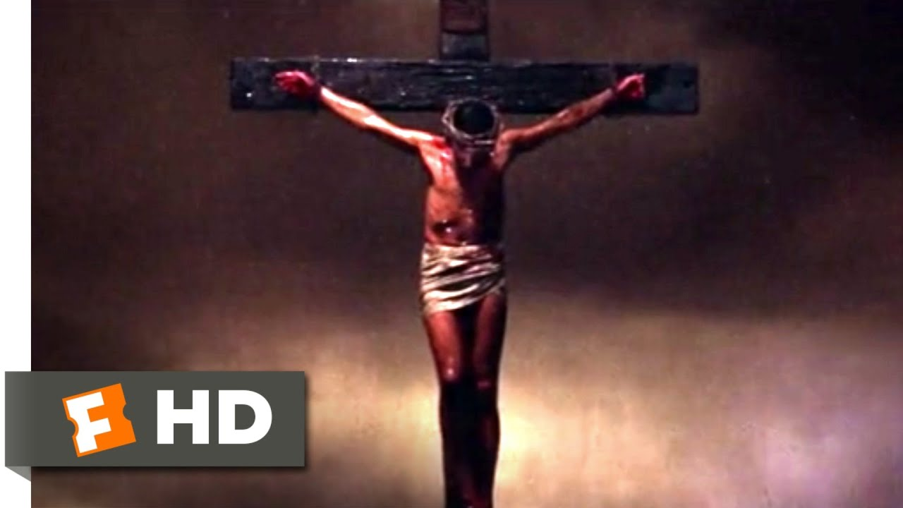 The Greatest Story Ever Told 1965 Jesus Dies On The Cross Scene 10 11 Movieclips Youtube