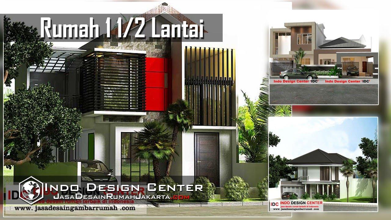 Desain Rumah 15 Lantai Indo Design Center YouTube