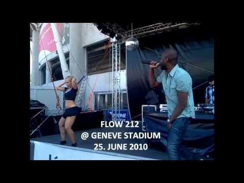 Flow 212 @ Geneve Stadium - Suisse