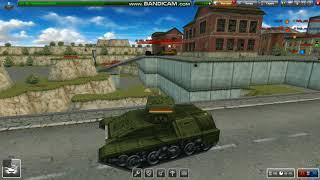 вылетела игра и играю с начала.танки онлайн.#3