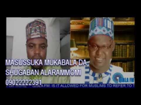 Download Sheikh Yahya Masussuka mukabala da shugaban Alarammomi