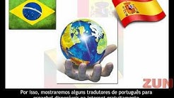 TRADUTOR PORTUGUÊS ESPANHOL ONLINE GRÁTIS
