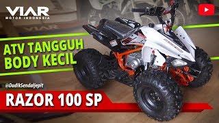 VIAR ATV RAZOR 100 CC OFF THE ROAD