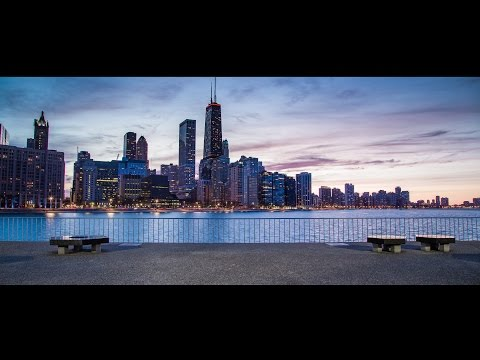 """The Loop"" Downtown Chicago (Hyper/Timelapse in 4K)"