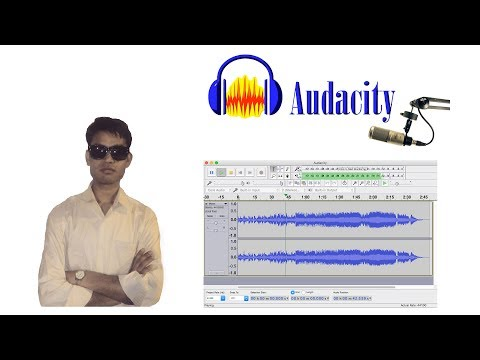 How touse audacity  make karaoke song | Remove vocal in song