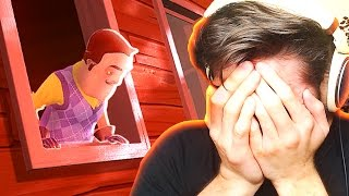 I'M AN IDIOT!! | Hello Neighbor
