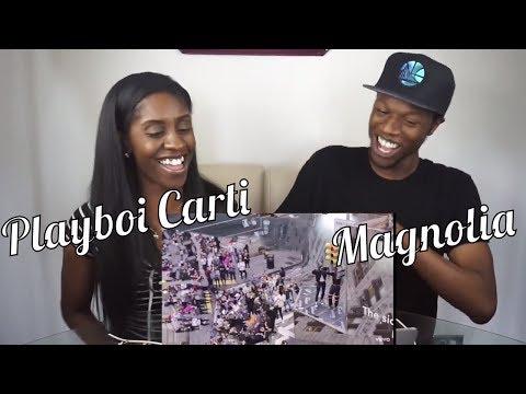 Playboi Carti - Magnolia (Official Music Video) | Reaction