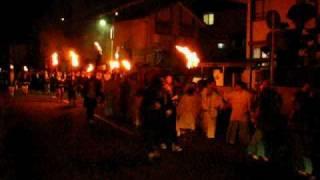 日吉山王祭2010・真榊神事 大榊渡御