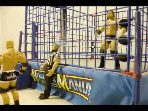 WWE Stop Motion AFWF Retribution PPV Part 1 - YouTube