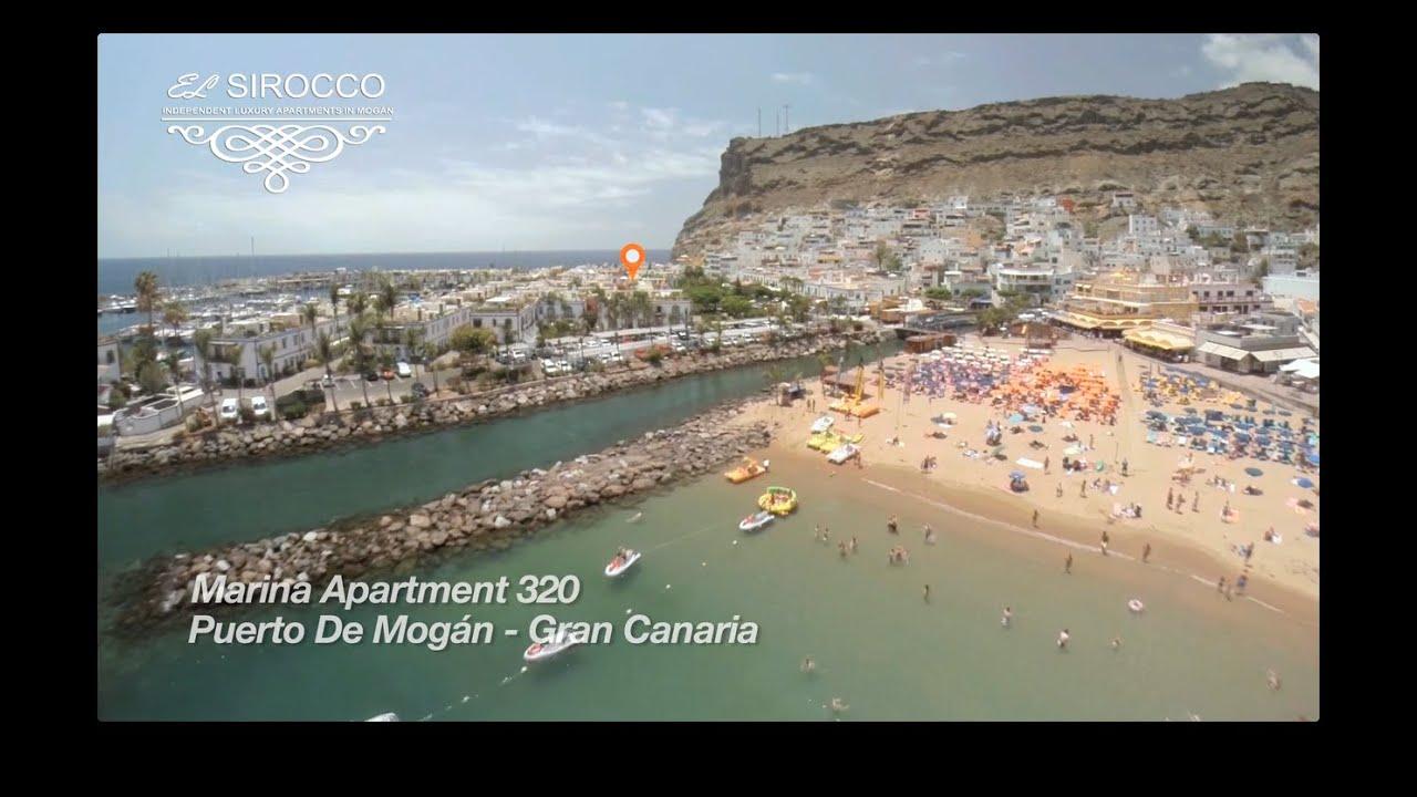 Gran canaria puerto de mog n marina apartment 320 youtube - Marina apartments puerto de mogan ...