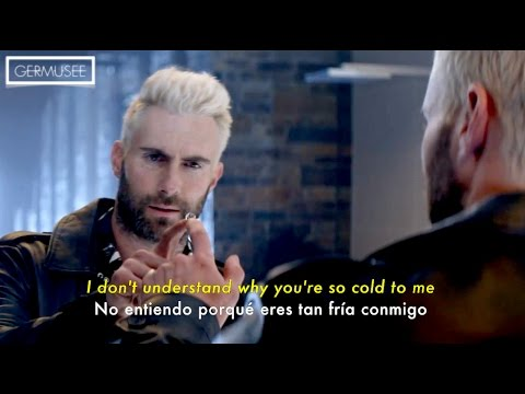 Maroon 5 - Cold (Subtitulada en Español/Lyrics) Ft....