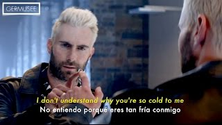 Maroon 5 - Cold (Subtitulada en Español/Lyrics) Ft. Future [Official Video]