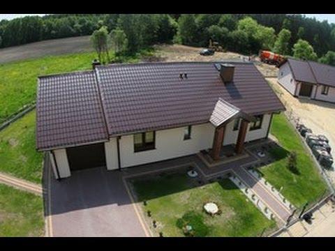 Ogromny EKOTOM. Oferta domów w Osieku i Sąsiecznie koło Torunia. POD KLUCZ PH96