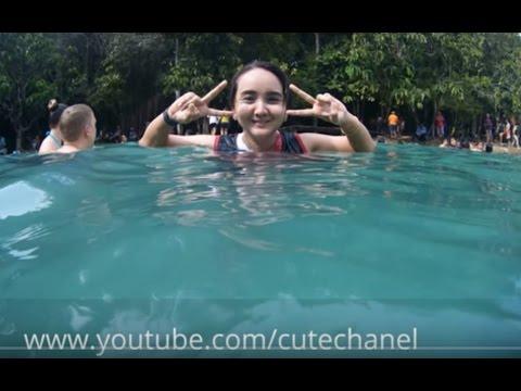 สระมรกต กระบี่ Emerald pool Krabi