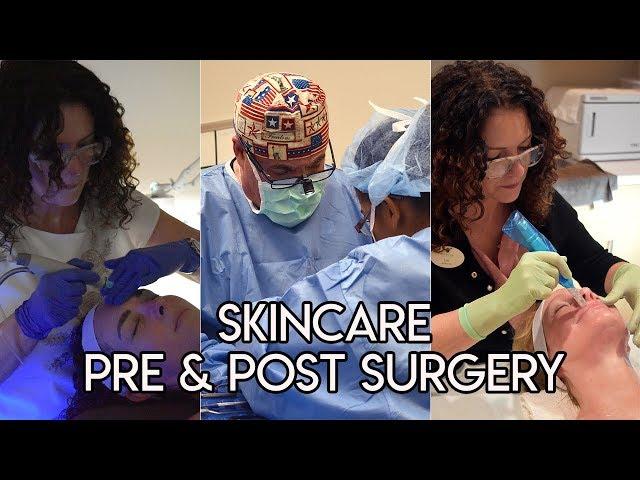Skincare Pre & Post Surgery